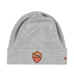 2016-2017 AS Roma Nike Training Beanie (Grey)
