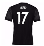 2017-18 Man Utd Away Adidas Shirt (Blind 17)