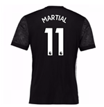 2017-18 Man Utd Away Adidas Shirt (Martial 11)