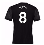 2017-18 Man Utd Away Adidas Shirt (Mata 8)