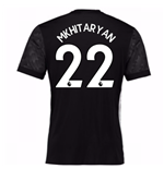 2017-18 Man Utd Away Adidas Shirt (Mkhitaryan 22)