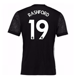 2017-18 Man Utd Away Shirt (Kids) (Rashford 19)