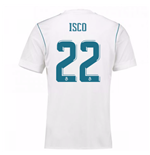 2017-18 Real Madrid Home Shirt (Isco 22)