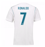2017-18 Real Madrid Home Shirt (Ronaldo 7)