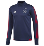 2017-2018 Ajax Adidas Training Top (Blue)