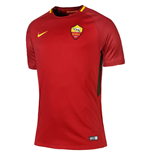 2017-2018 AS Roma Home Nike Football Shirt (Kids)