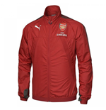 2017-2018 Arsenal Puma Vent Stadium Thermo-R Jacket (Chilli Pepper)