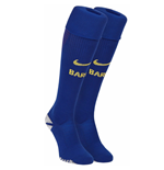 2017-2018 Barcelona Nike Home Socks (Blue)