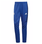 2017-2018 Schalke Adidas Training Pants (Blue)