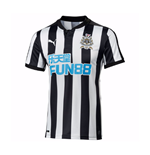 2017-2018 Newcastle Home Football Shirt