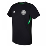 2017-2018 Celtic Training Jersey (Black) - Kids