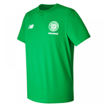 2017-2018 Celtic Media Training Cotton Tee (Green)