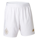 2017-2018 Celtic Home Shorts (White)