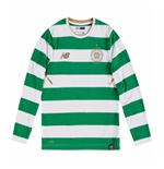 2017-2018 Celtic Home Long Sleeve Shirt (Kids)
