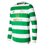 2017-2018 Celtic Home Long Sleeve Shirt