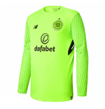 2017-2018 Celtic Home Long Sleeve Goalkeeper Shirt (Green)
