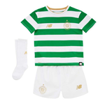 2017-2018 Celtic Home Little Boys Mini Kit