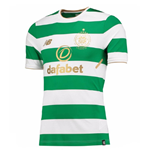2017-2018 Celtic Elite Home Football Shirt