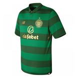 2017-2018 Celtic Elite Away Football Shirt