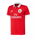 2017-2018 Benfica Adidas Home Shirt (Kids)