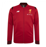 2017-2018 Liverpool Walkout Jacket (Red) - Kids