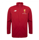 2017-2018 Liverpool Mens Motion Rain Jacket (Red)