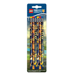 LEGO Nexo Knights Pencil 6-Pack