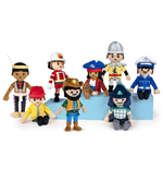 Playmobil Plush Figures 28 cm Assortment (16)