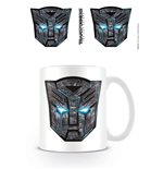 Transformers The Last Knight Mug Autobot Logo