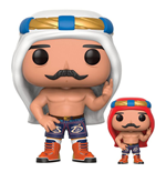 WWE Wrestling POP! WWE Vinyl Figures Iron Sheik 9 cm Assortment (6)