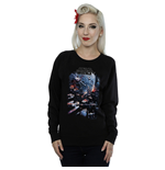 Star Wars Ladies Sweatshirt: Universe Battle