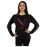 Star Wars Ladies Sweatshirt: Darth Vader Shadow