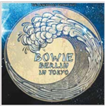Vynil David Bowie - Berlin In Tokyo - The Legendary Brodcast - Clear Vinyl