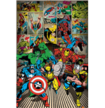 Marvel Superheroes Poster 267843