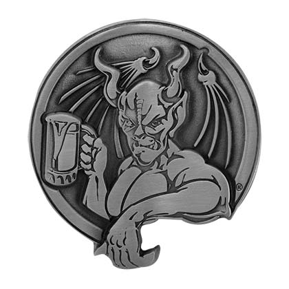 ARROGANT BASTARD Belt Buckle Bottle Opener