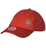 2017-2018 Arsenal Puma Performance Cap (Chilli Pepper)
