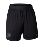 2017-2018 Celtic Knitted Training Shorts (Black)