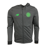 2017-2018 Celtic Elite Travel Hoody (Gunmetal)