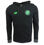 2017-2018 Celtic Elite Travel Hoody (Black)