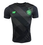 2017-2018 Celtic Elite Pre-Match Training Shirt (Black)
