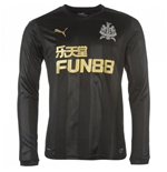 2017-2018 Newcastle Third Long Sleeve Shirt