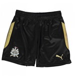 2017-2018 Newcastle Third Football Shorts (Kids)