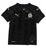 2017-2018 Newcastle Third Football Shirt (Kids)