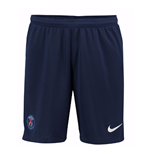 2017-2018 PSG Home Nike Football Shorts (Kids)