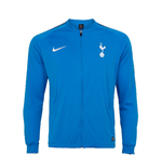 2017-2018 Tottenham Nike Core Trainer Jacket (Blue)