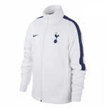 2017-2018 Tottenham Nike Authentic Franchise Jacket (White) - Kids