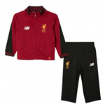 2017-2018 Liverpool Infants Presentation Tracksuit (Red)