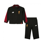 2017-2018 Liverpool Infants Presentation Tracksuit (Black)