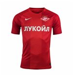 2017-2018 Spartak Moscow Home Nike Football Shirt