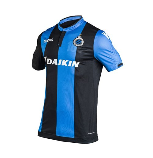 2017 2018 club brugge authentic home match shirt for only c at merchandisingplaza ca - Dekbedovertrek usa persoon ...